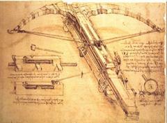 Блокнот Леонардо да Винчи