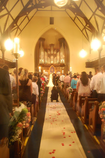 First United Methodist Church Ann Arbor wedding ceremony