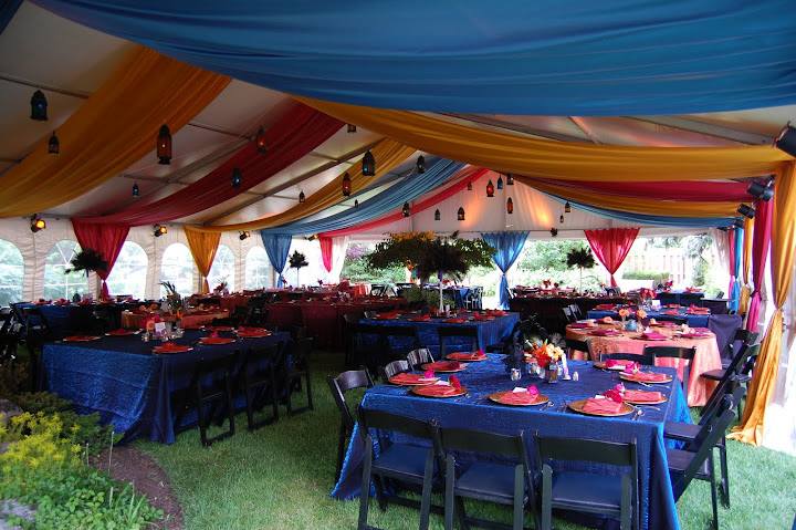 moroccan wedding tent grosse pointe michigan