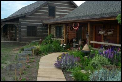 Log House1