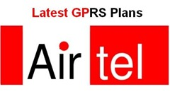 airtel latest gprs Tariff plans