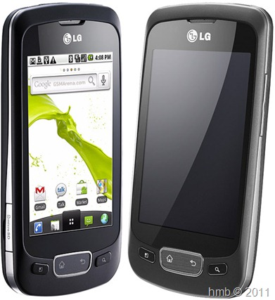 lg optimus one main