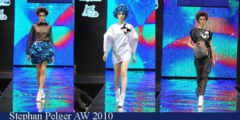 Stephan Pelger Toamna-Iarna 2010 Romanian Fashion Week Iasi