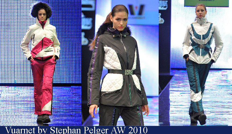 Vuarnet by Stephan Pelger Toamna-Iarna 2010 Romanian Fashion Week Iasi