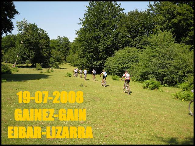 19/7/2008 GAINEZ-GAIN. EIBAR-LIZARRA 0-GAINEZGAIN