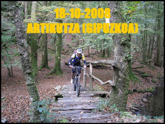 18/10/2008 ARTIKUTZA 0-ARTIKUTZA