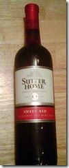 Sutter Red Sweet Wine2