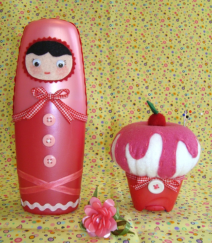 Recycling plastic crafts ideas crafts for kids - Recycled plastic craft ideas ...