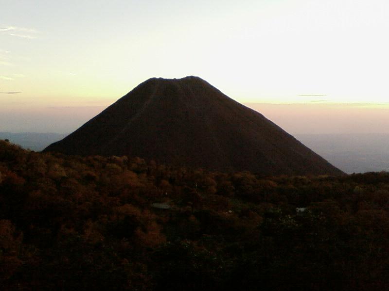 Foto Volcán de Izalco