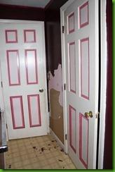 mauve bathroom