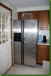 fridge too big