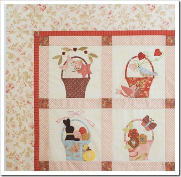 Basket block of the month blog