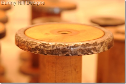 Hammered Spool