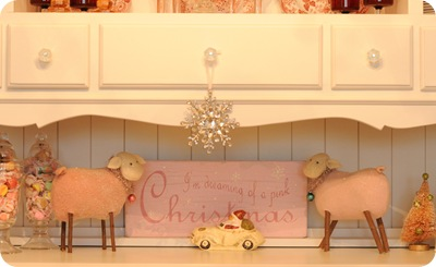 Pink Christmas