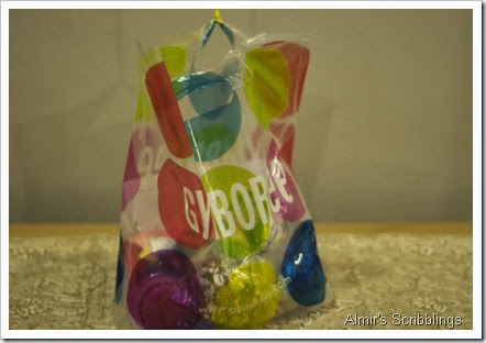 Gymboree goody bag