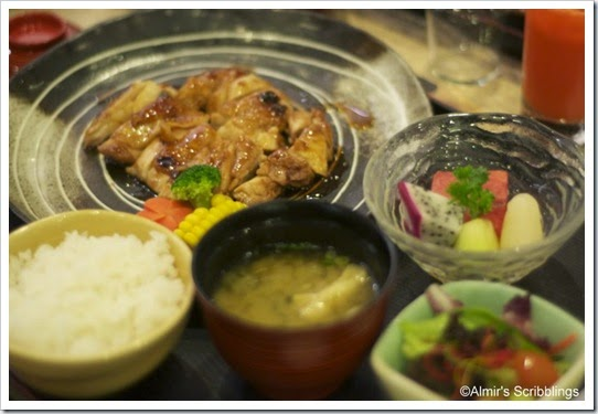 Chicken Teriyaki RM36 [800x600]
