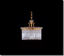 candelabro baccarat