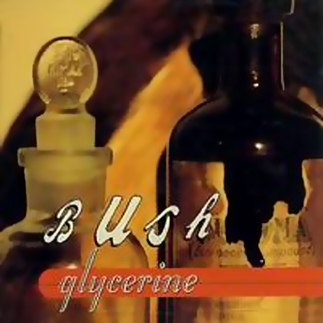 Trends Today Gallery Glycerine Bush Album Cover