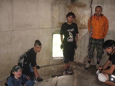 explorari geo atreides drumul macului manastirea chiajna bucuresti biciclete evenimente