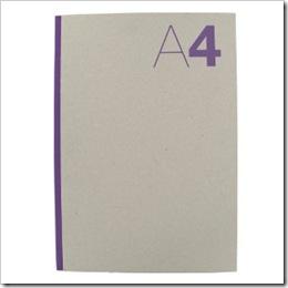 A4book