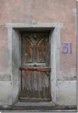 Porte vieux Chantemerle
