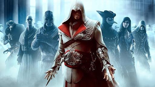 assassins creed wallpaper brotherhood. new assassin creed series
