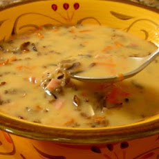 Byerly's Wild Rice Soup