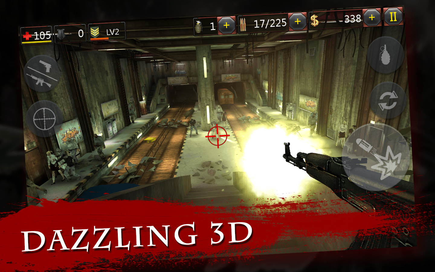 Zombie Hell 2 - FPS Shooting Screenshot 5