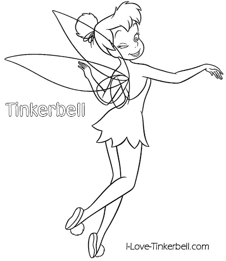 coloring pages disney fairies. coloring pages disney