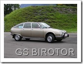 CITROEN GS BIROTOR