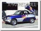SUZUKI X-90 REDBULL