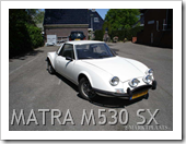MATRA M530 SX