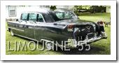 1955 cadillac limousine