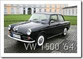 VW TYPE 3 1500