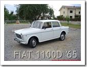 FIAT 1100D 1965