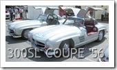 MERCEDES 300SL 1956 - ALI DI GABBIANO