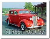 PACKARD STREET ROD 1937