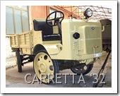 OM AUTOCARRETTA '32
