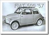 FIAT 500 '57