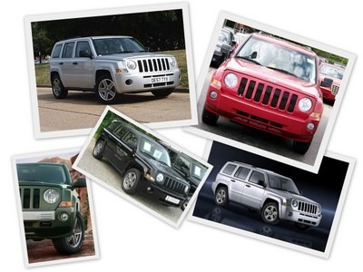 VOTA LA JEEP PATRIOT