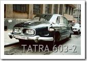 TATRA 603-2 1963-1967