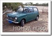 MINI HONDA N360