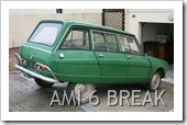 CITROEN AMI 6 BREAK 1964