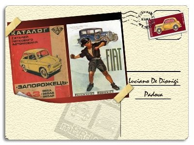 AUTOdiMERDA DI REGIME - FIAT BALILLA - ZAZ 965