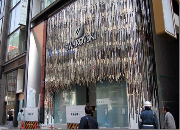 Swarovski Store Tokyo 9
