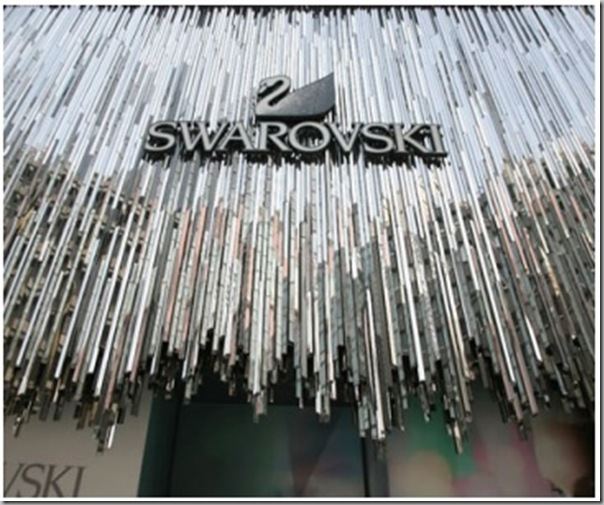 Swarovski Store Tokyo 1