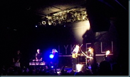 Lykke Li with Wildbirds & Peacedrums