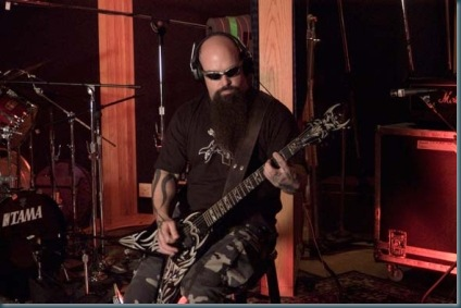 Kerry King - SLAYER - 2008