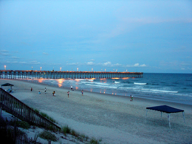 Topsail beach vacation for Beach vacations on the east coast