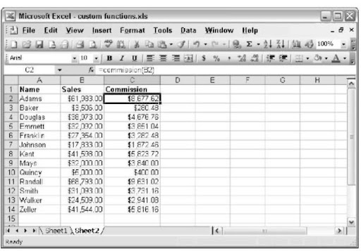 Creating Worksheet Functions In Excel Vba. Using The Mission Function In A Worksheet. Worksheet. Create Worksheet Function Vba At Mspartners.co
